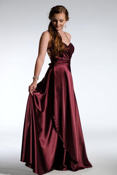Katie burgundy